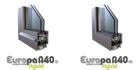 EUROPA HYBRID A40 SI/HS